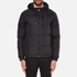 Versace Jeans Men's Quilted Jacket - Black: Image 1