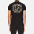 Versace Jeans Men's Tipped Polo Shirt - Black: Image 3