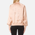Alexander Wang Women's Souvenir Jacket with Threadwork Embroidery - Blush: Image 3