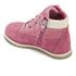 Timberland Toddler's Pokey Pine Size Zip Lace Up Boots - Pink Nubuck: Image 4