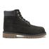 Timberland Kids' 6 Inch Premium Waterproof Boots - Black: Image 1