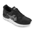 Asics Men's Gel-Lyte V Trainers - Black/Grey: Image 2