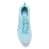 Asics Women's Gel-Lyte Runner Trainers - Crystal Blue: Image 3