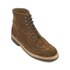 Grenson Men's Grover Suede Lace Up Boots - Snuff: Image 2