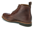 Grenson Men's Sharp Pull Up Leather Lace Up Boots - Chestnut: Image 4