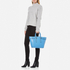 Aspinal of London Women's Marylebone Medium Tote Bag - Forget Me Not: Image 2