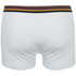 Paul Smith Accessories Men's Pima Cotton Boxer Trunks - White: Image 2