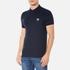 BOSS Orange Men's Pavlik Polo Shirt - Navy: Image 2