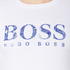 BOSS Orange Men's Tommi 3 Large Logo T-Shirt - White: Image 5