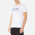 BOSS Orange Men's Tommi 3 Large Logo T-Shirt - White: Image 2