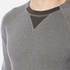BOSS Orange Men's Warys Crew Neck Sweatshirt - Grey: Image 5