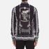 Versus Versace Men's Printed Long Sleeve Shirt - Black/White: Image 3