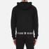 Versus Versace Men's Welt Detail Hoody - Black: Image 3