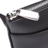 BOSS Hugo Boss Signature Zip Cross Body Bag - Black: Image 4