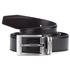BOSS Hugo Boss Galliz Belt Gift Set - Black/Brown: Image 2
