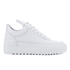Filling Pieces Women's Thick Ripple Low Top Trainers - White: Image 1