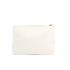 Clare V. Women's Supreme Patchwork X Flat Clutch Bag - Multi/Patchwork Six: Image 6