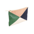 Clare V. Women's Supreme Patchwork X Flat Clutch Bag - Multi/Patchwork Six: Image 3