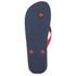 Smith & Jones Men's Amplitude Swim Shorts & Flip Flops - Rift Red: Image 8