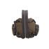 Alexander Wang Women's Mini Marti Military Nylon/Leather Backpack - Military: Image 6