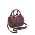 Alexander Wang Women's Mini Rockie Bowler Bag with Silver Hardware - Beet: Image 3