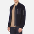 GANT Rugger Men's Woolly Bomber Jacket - Navy: Image 2