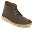 Clarks Originals Women's Desert Boots - Beeswax Leather: Image 2