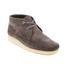 Clarks Originals Men's Weaver Boots - Charcoal Suede: Image 2