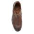 Clarks Men's Faulkner On Leather Chelsea Boots - Tan: Image 3
