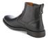 Clarks Men's Faulkner On Leather Chelsea Boots - Black: Image 4