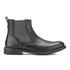 Clarks Men's Faulkner On Leather Chelsea Boots - Black: Image 1