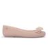 Melissa Women's Space Love 16 Ballet Flats - Blush Matt: Image 1