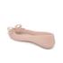 Melissa Women's Space Love 16 Ballet Flats - Blush Matt: Image 4