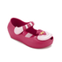 Mini Melissa Toddlers' Mini Alice Ultragirl Flats - Pink Cheshire: Image 2