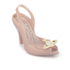 Vivienne Westwood for Melissa Women's Lady Dragon 16 Peep Toe Heeled Sandals - Nude Orb: Image 2