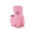 Jeremy Scott for Melissa Women's Inflatable Heeled Mules - Bubblegum Pink: Image 3