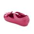 Mini Melissa Toddlers' Ultragirl Kitty 16 Ballet Flats - Bright Pink: Image 4