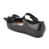 Mini Melissa Toddlers' Ultragirl Silk Bow Ballet Flats - Black: Image 4