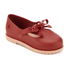 Mini Melissa Toddlers' Classic Bow Flats - Berry: Image 2