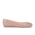Vivienne Westwood for Melissa Women's Space Love 16 Ballet Flats - Nude Orb: Image 1