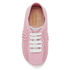 Mini Melissa Toddlers' Love System Trainers - Baby Pink: Image 3