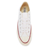 Converse Chuck Taylor All Star '70 Ox Trainers - White/Red/Black: Image 3