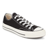 Converse Chuck Taylor All Star '70 Ox Trainers - Black: Image 2
