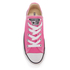 Converse Kids' Chuck Taylor All Star Ox Trainers - Mod Pink: Image 3