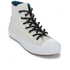 Converse Women's Chuck Taylor All Star II Shield Canvas Hi-Top Trainers - Buff/Cool Jade/White: Image 2