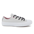 Converse Women's Chuck Taylor All Star II Shield Canvas Ox Trainers - Mouse/White/Icy Pink: Image 1