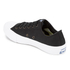 Converse Chuck Taylor All Star II Ox Trainers - Black/White/Navy: Image 4