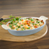 Tower IDT90009 25.5cm Cast Iron Au Gratin - Blue: Image 3