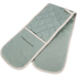Morphy Richards 973514 Double Oven Glove - Sage Green: Image 1