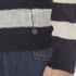 Maison Scotch Women's Striped Crew Neck Jumper - Multi: Image 6